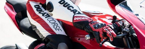 Ducati Corse C3 レザーグローブ